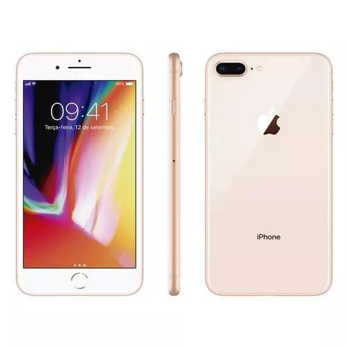 Iphone 8 plus 64gb - original! anatel! garantia 1 ano