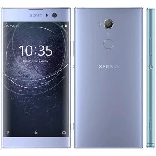 Smartphone sony xperia xa2 32gb/3gb 4g 1sim tela 5.2 h3123
