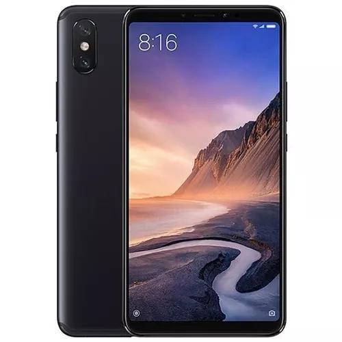 Smartphone xiaomi mi max 3 dual sim 64gb tela 6.9