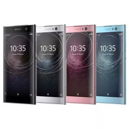 Sony xperia xa2 32gb 3gb ram biometria 4g 23mp gps