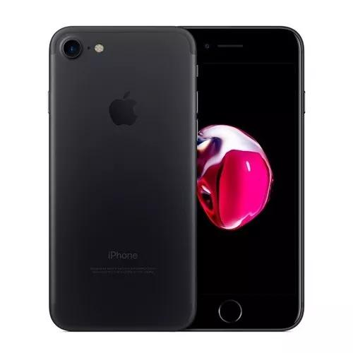 Apple iphone 7 32gb original 4g - vitrine - completo brinde