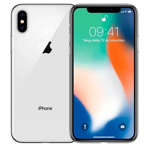 Apple iphone x 256gb aparelho zero e lacrado pronta entrega