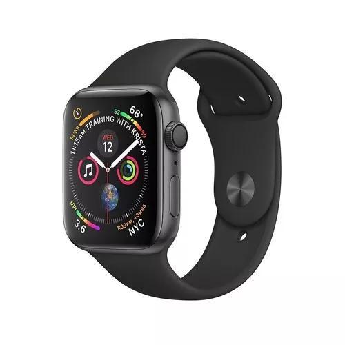 Apple watch series 4 gps 44mm s4 lançamento 2018