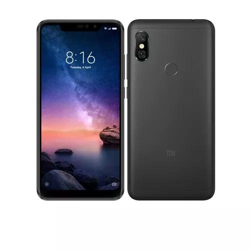 Cellular xiomi note 6 pro