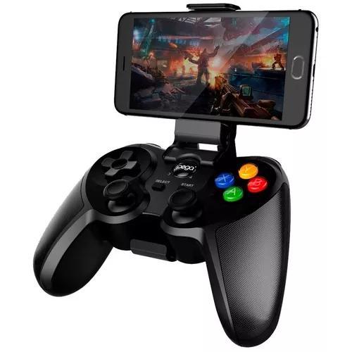 Controle joystick ipega 9078 game android iphone pc celular
