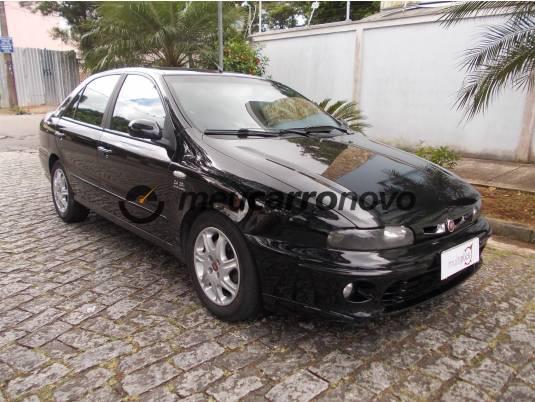 Fiat marea hlx 2.4 mpi 20v 4p aut. 2002/2003