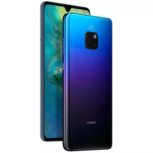 Huawei mate 20 4gb 128gb dual cam tripla capa/ pelicula nf
