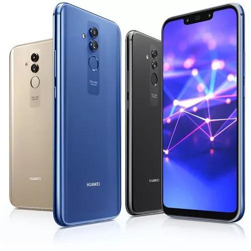 Huawei mate 20 lite dual 64gb 4gb ram 20mp dual cam global