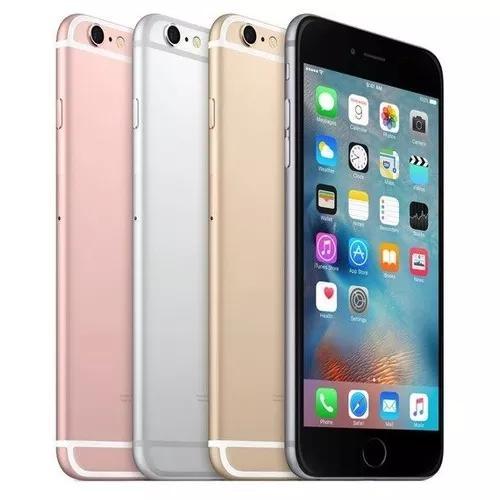 Iphone 6s plus 32gb novo original lacrado apple + 2 brindes