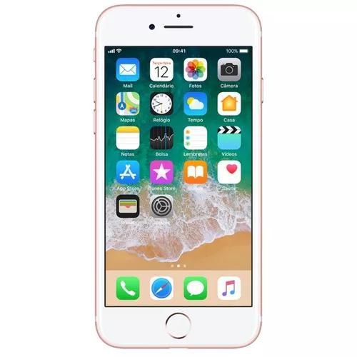 Iphone 7 32gb de vitrine com garantia!