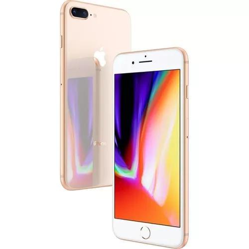 Iphone 8 plus 64gb (novo) lacrado + garantia + nf + nacional