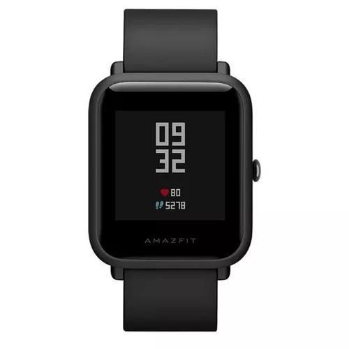 Relógio inteligente xiaomi amazfit bip global ios android