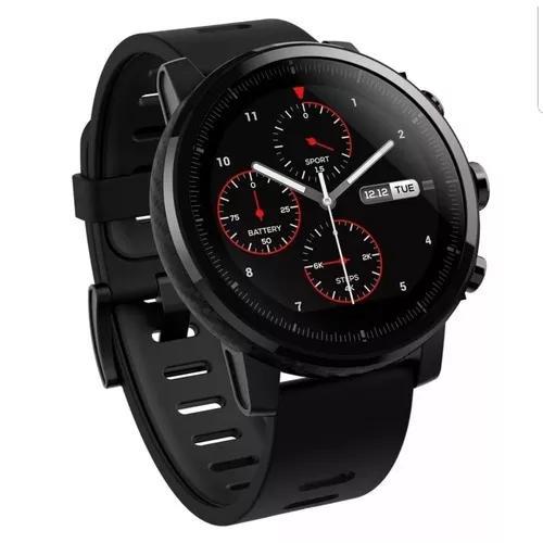 Smartwatch amazfit stratos xiaomi pace 2 pronta entrega