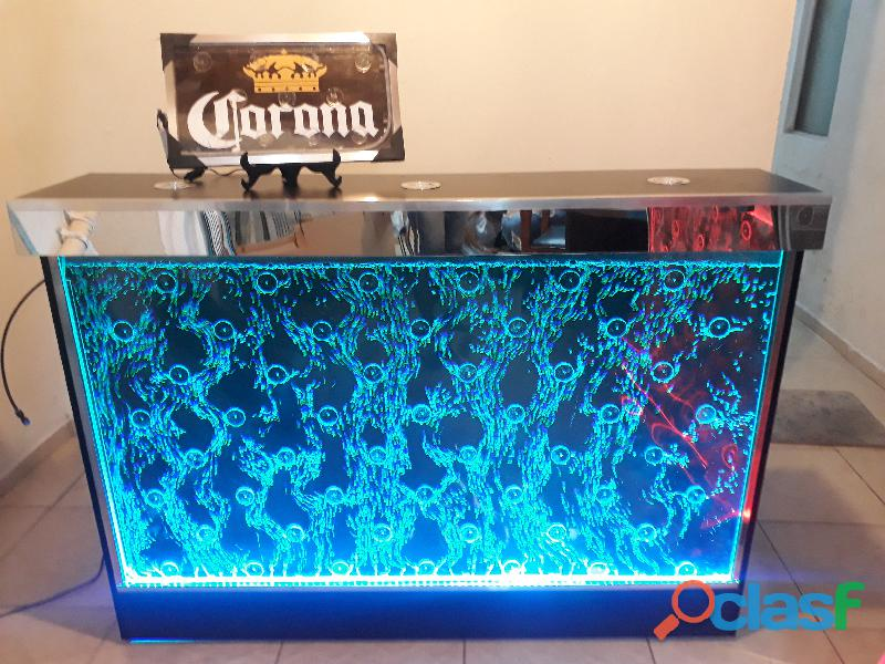 Bar móvel bolha para bartenders, barman para festas e eventos