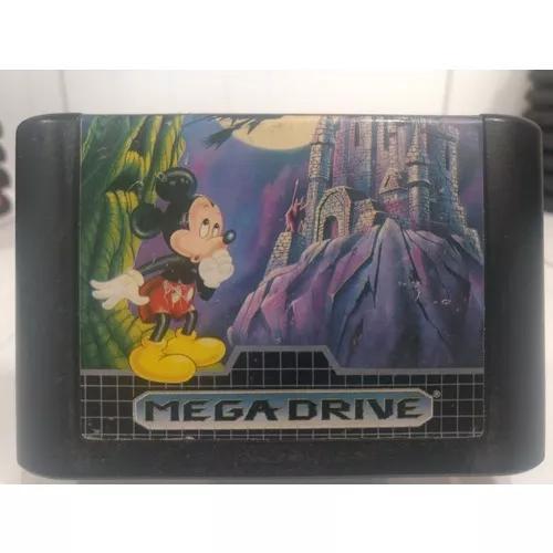 Castle of ilusion original mega drive.