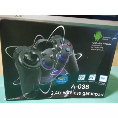 Controle de jogo 2.4ghz para ps3 xbox360 pc android tv
