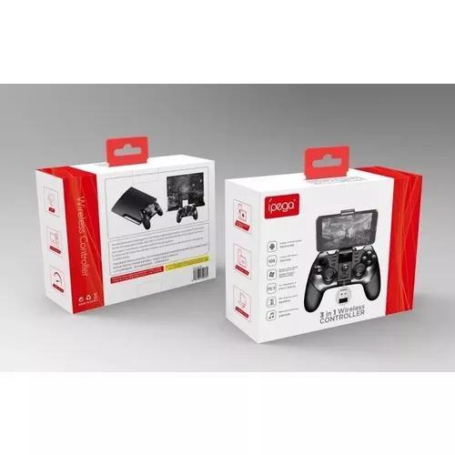 Controle joystick ipega 9076 android bluetooth original