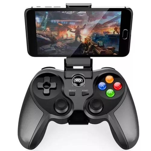 Controle joystick jogos android iphone smart tv pc notebook
