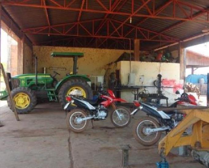 Fazenda bela vista à venda em cocalinho no mato grosso