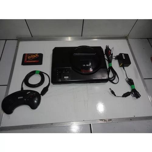 Mega drive 1 va3 o melhor console com jogos c01