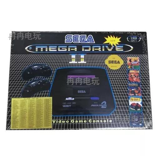Mega drive 2 + 386 jogos