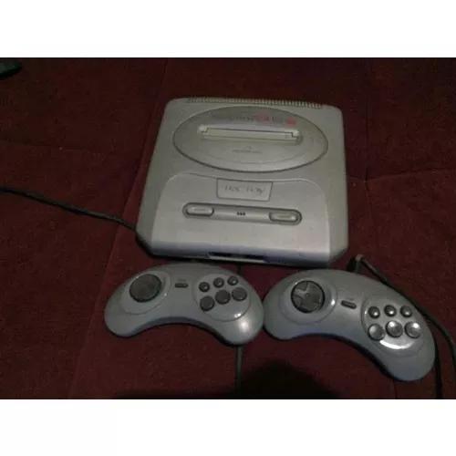 Mega drive 3 + 2 controles originais + 60 jogos na m