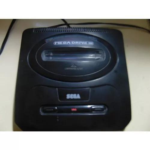 Mega drive 3 com 30 jogos na m