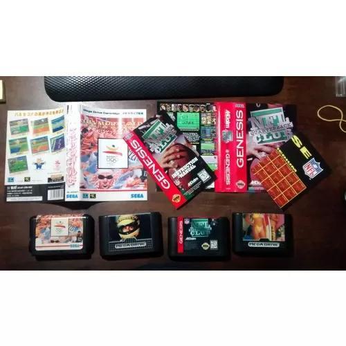 Mega drive: sete jogos de mega drive (anúncio 10)