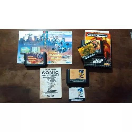 Mega drive: sete jogos de mega drive (anúncio 11)