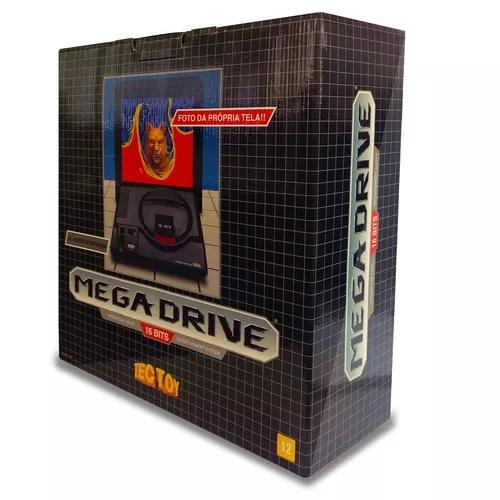 Mega drive tectoy lacrado