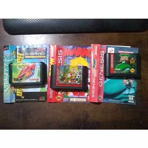 Mega drive: três jogos originais (anúncio 22)