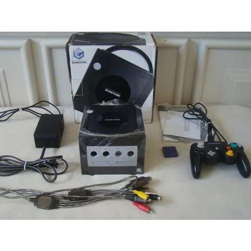 Nintendo gamecube - completo caixa e manual