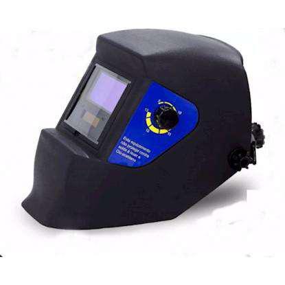 Máscara de solda com escurecimento automático e