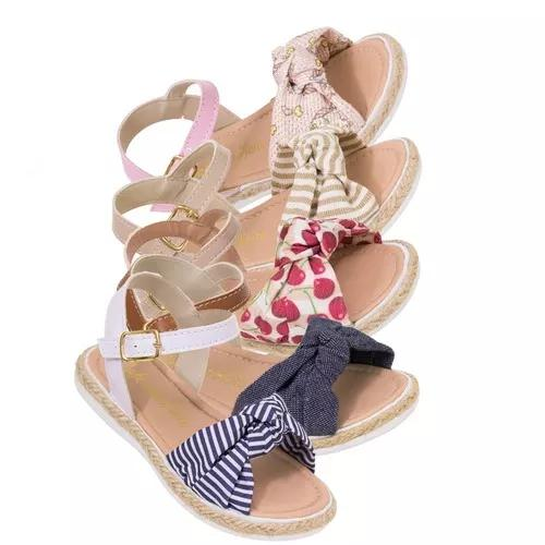 Sandália infantil menina nozinho 024.008 (1 par)