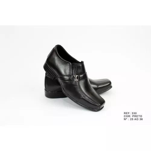 8aeb5f82c1942 Sapato social infantil 【 REBAIXAS Julho 】 | Clasf