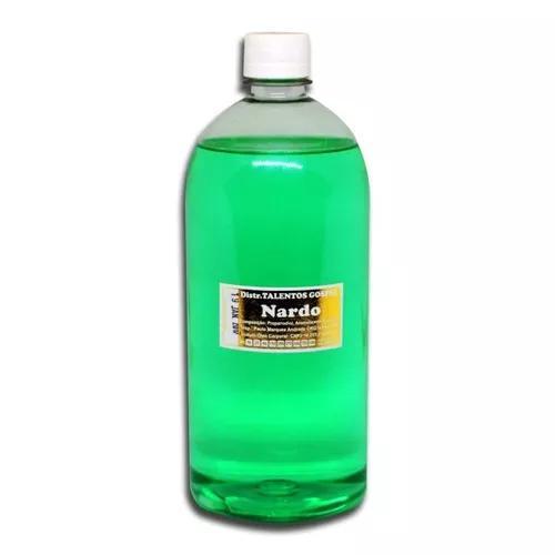 Leo para unção fragrância nardo 500ml.biblos