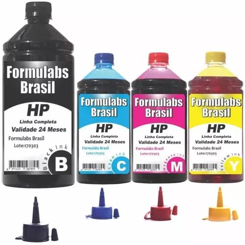 1250 ml refil de tinta p/ impressora epson l395 original