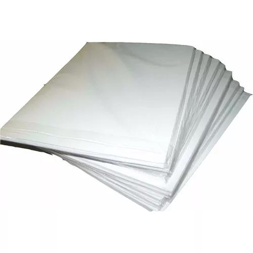 300fls papel foto glossy 130g adesivo a4 brilho prova d'agua