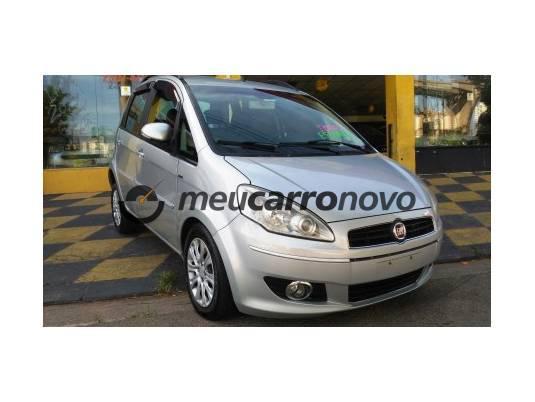 Fiat idea essence 1.6 flex 16v 5p 2010/2011