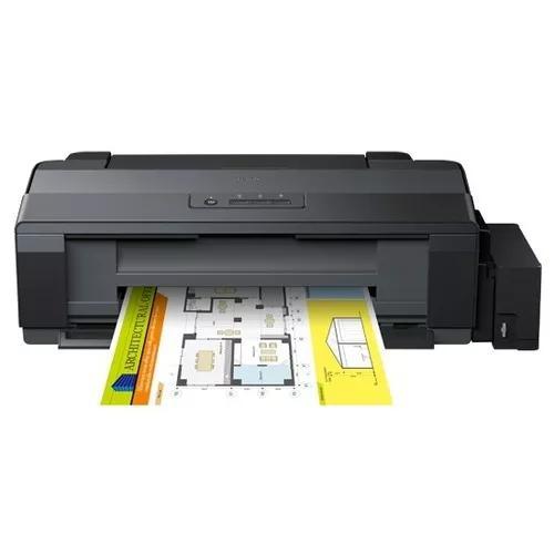 Impressora epson ecotank l1300 jato de tinta colorida usb