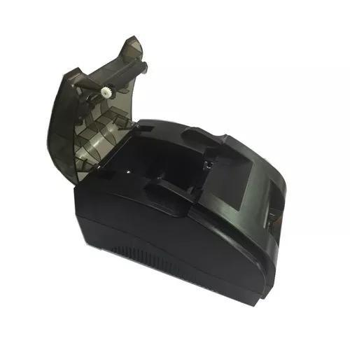 Impressora térmica nao fical - usb ticket cupom 58mm
