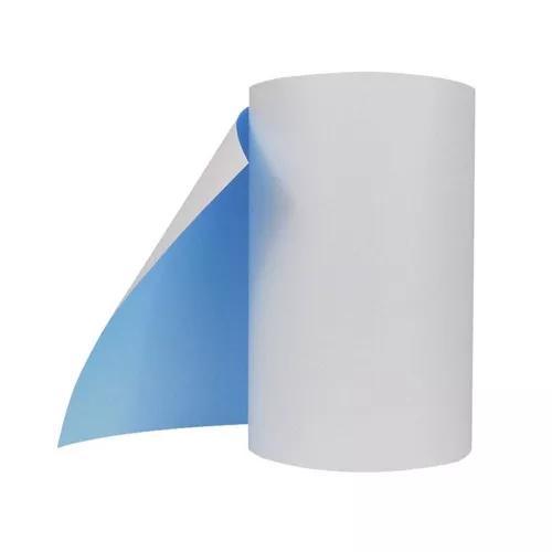 Papel sublimático azul 70g a3 (330mm x 100metros) - 1un