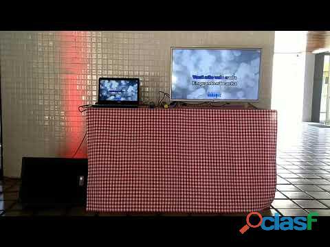 Aluguel de Karaokê e Videokê em João Pessoa 1