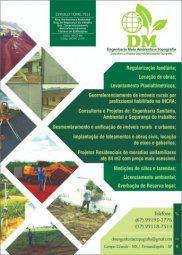 Engenharia ambiental e topografia