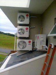 Manutenção de ar condicionado split em promoção !