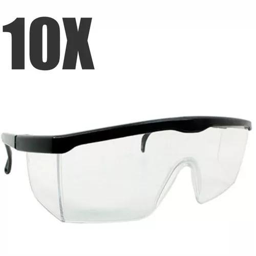 b03610649 10 oculos segurança mod rj incolor imperial epi com ca