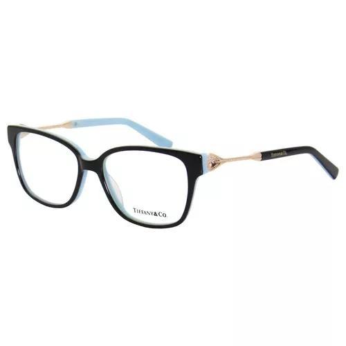 Armação de grau tiffany & co. tf2324 oculos acetato