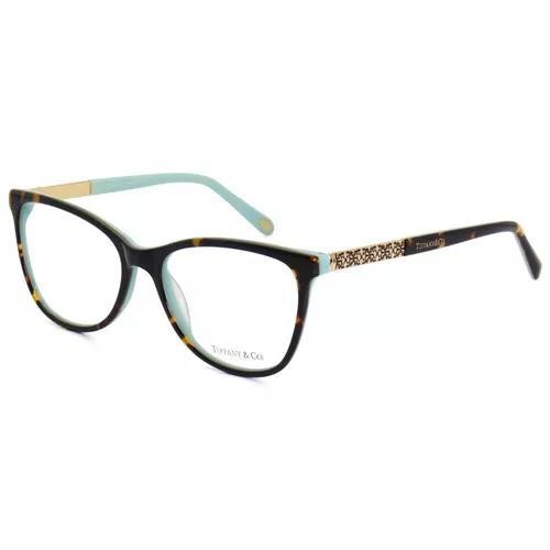 Armação oculos de grau tiffany & co. tf2099 acetato