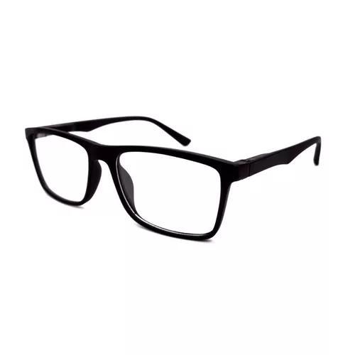 b8c389735 Armação quadrada óculos lentes transparentes s