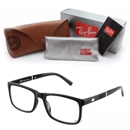 Armação óculos grau rayban f